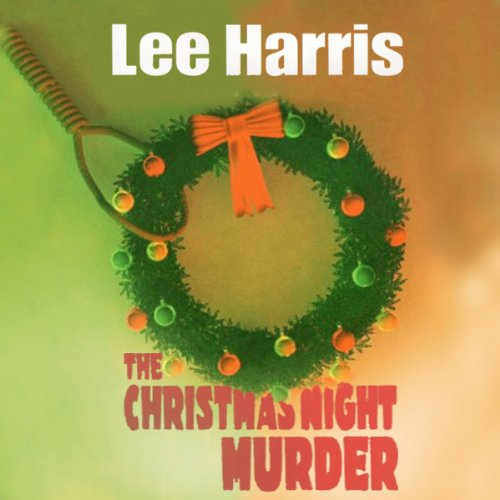 The Christmas Night Murder audiobook cover art