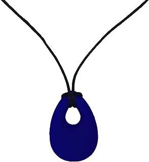 Healifty Masticar cray/ón Collar de mordedor sensorial Juguete de Masticar Silicona Collares de masticaci/ón para Autismo morder dentici/ón ni/ños Verde