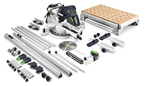 Festool Kapex KS 120 EB-Set – Schneidlade Festool