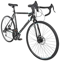 """Frame: 6061 Double Butted Aluminum Aero, Fork: 700c 1 1/8"""" Threadless Shifters: A050 SIS Handlebar Mounted Brakes: Disc Wheelset: 700c Doubled Walled CNC Machined Side Assembly and tuning required"""