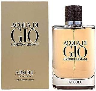 Giorgio Armani Acqua Di Gio Absolu Eu De Parfum 125ml