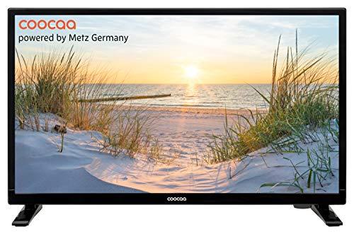 Coocaa 24W2A11G 24 Zoll LED Fernseher (60 cm), Triple Tuner (HDMI, CI-Slot, USB, VGA)