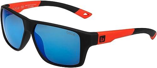 Bollé Brecken Floatable zonnebril Black Red Large Unisex – volwassenen