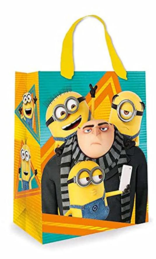 Despicable Me Minion Large Gift Bag