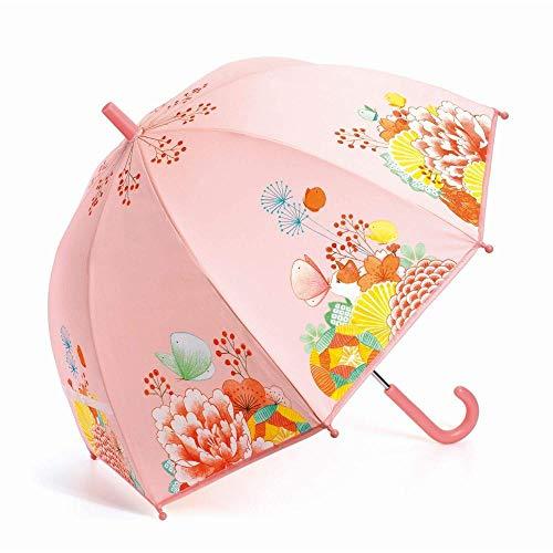 Djeco Regenschirm - Gartenblumen