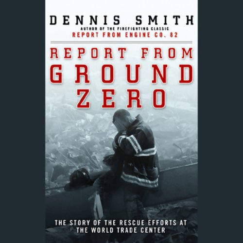 Report from Ground Zero audiobook cover art
