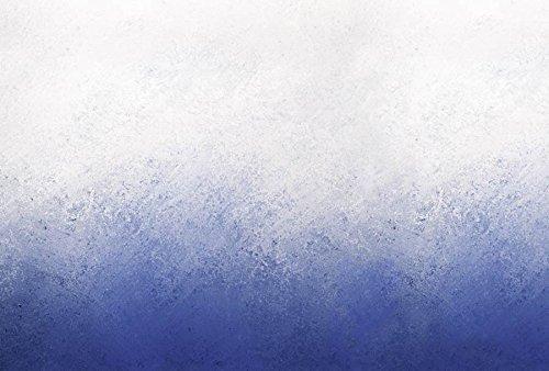 Papier Peint poster panoramique BLEU MARINE 4 x 2,70 m | Déco et photo murale XXL Qualité HD Scenolia