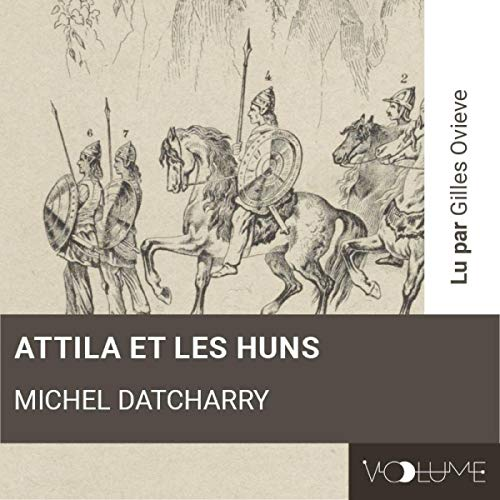 Couverture de Attila et les Huns