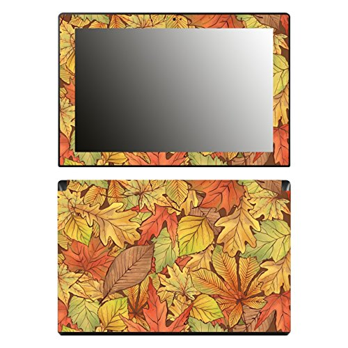 'Disagu SF 106492 _ 1185 Designer Skin Case Cover For Lenovo miix 3 1030 – Autumn Leaves 02 Clear