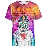 Blowhammer T-Shirt Herren - Underground Skull - XL