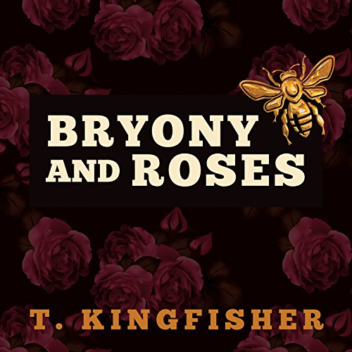 Bryony and Roses audiobook cover art