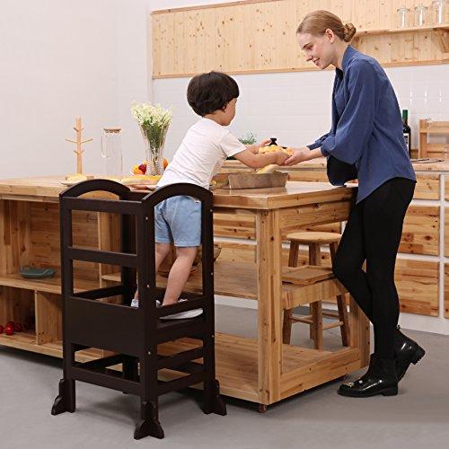 Adjustable Kids Learning Stool