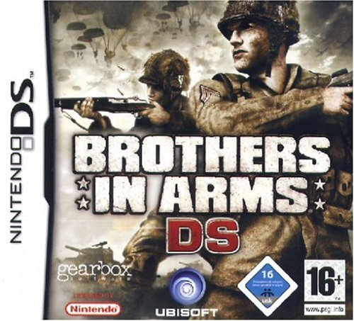 Ubisoft Brothers in Arms DS Nintendo DS - Juego (ENG)