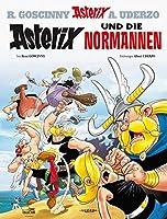 Asterix in German: Asterix und die Normannen