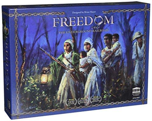 Academy Games ACA05401 Freedom: The Underground Railroad, Brettspiel