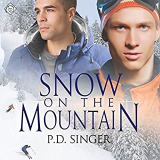 Snow on the Mountain audiobook cover art