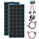 XINPUGUANG 200W kit de Panel Solar 2pcs 100w módulo...