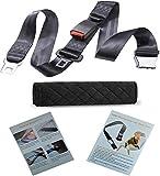 cinturón de seguridad del coche + almohadilla, cinturón de seguridad para el embarazo