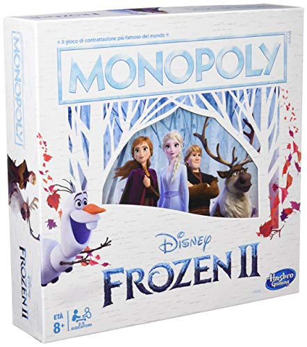 Monopoly – Disney Frozen 2 (Version Italiana)