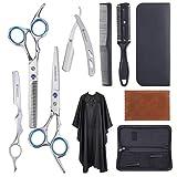 Best Hair Scissors - 10Pcs Hair Cutting Scissors Set - Professional Hair Review