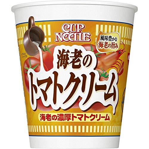 日清 カップヌードル 海老の濃厚トマトクリーム 79g ×20個