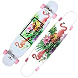 Gonex 22/'/' Skateboard Planche /à roulettes 4 roulettes PU Table en Plastique Renforc/é pour Fille Gar/çon Adulte /Mini Cruiser Roulement ABEC-7