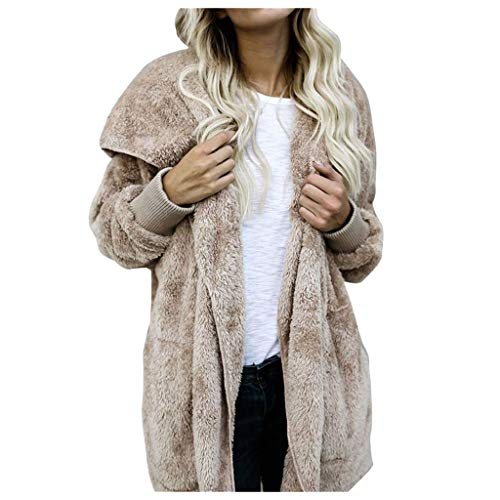 Posional Chaqueta De Abrigo CáLido De Invierno para Mujer Parka Outwear Abrigo...