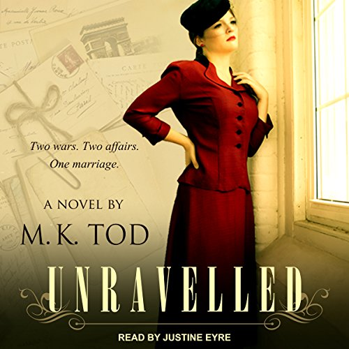 Unravelled audiobook cover art