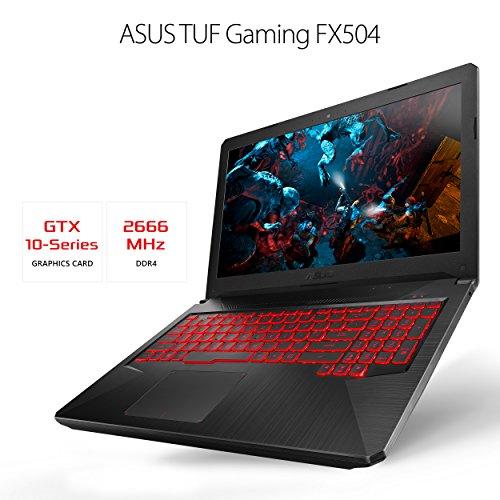 "Ordinateur Portable de Gaming Asus FX504GM-AB71-CA 15,6"" Full HD - 2"