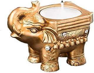 elephant tealight holder