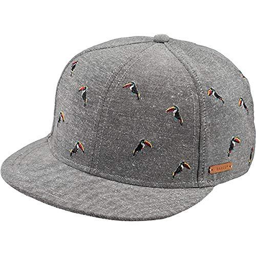 Barts Onyx Cap, Grey, ONE Size