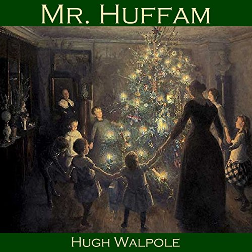 Mr. Huffam audiobook cover art