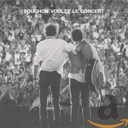 Voulzy Souchon - Le Concert (2CD + DVD)