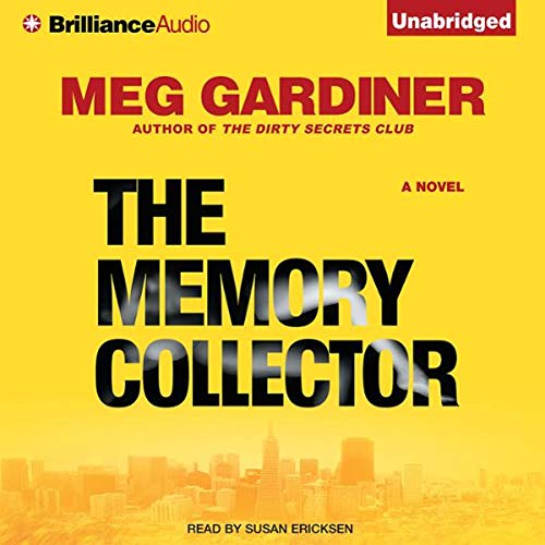 The Memory Collector audiobook cover art
