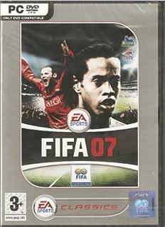 FIFA 07 (Windows DVD) EA Sports Classics Soccer / European Football