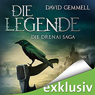 Die Legende (Die Drenai Saga 1) Titelbild