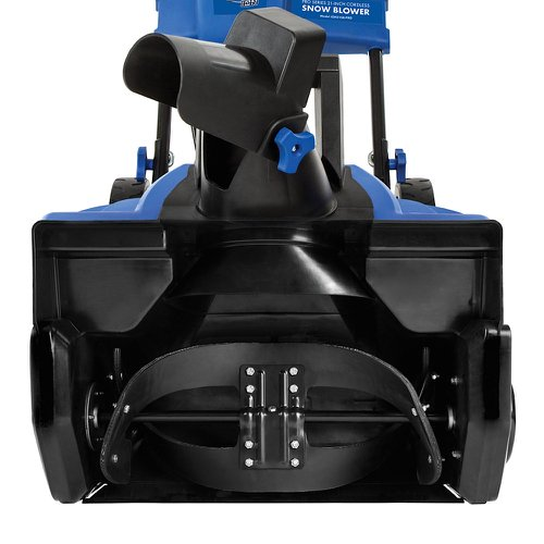 Snow Joe iON21SB-PRO Cordless Single Stage Snow Blower | 21-Inch | 5 Ah Battery | 40 Volt | Brushless