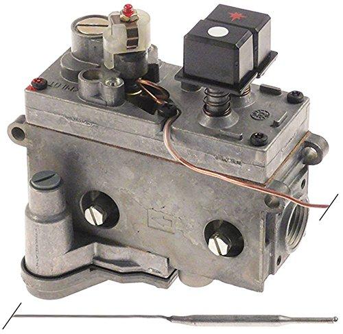 SIT MINISIT 710 Gasthermostat für Olis 96CGG, C-GV904, C-GV906, C-GV908, Mareno BR707G für Gasherd, Bräter Gas, Backofen Typ B1