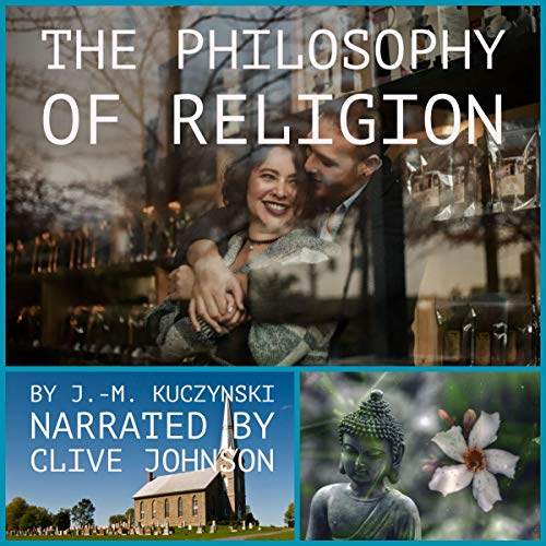 The Philosophy of Religion cover art