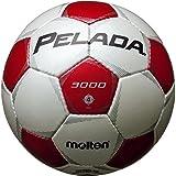 モルテン サッカー 4号ボール ペレーダ3000 4号ボール F4P3000-WR メンズ 4 WHT/RED