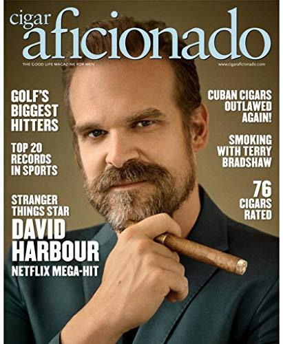 Subscription to Cigar Aficionado