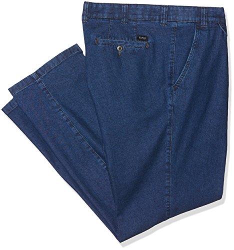 Eurex by Brax Herren Style Fred Tapered Fit Jeans, Blue, W42/L34 (Herstellergröße: 58)