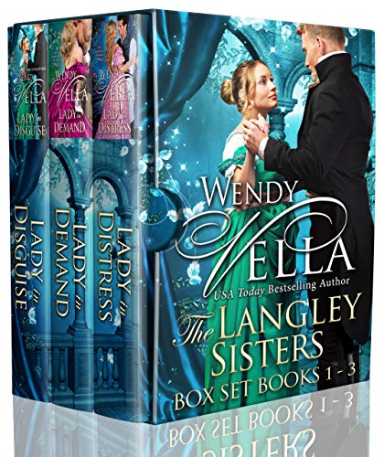 The Langley Sisters Collection: (Books 1-3) A Regency Romance Collection (English Edition)