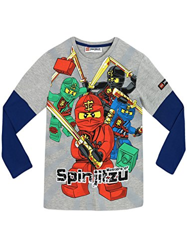 LEGO Ninjago Jungen Ninjago Langarmshirt 128
