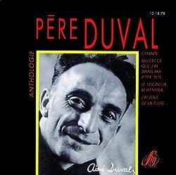 Chansons du Père Duval