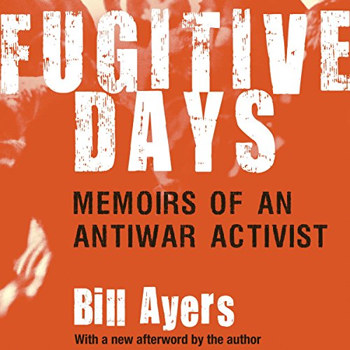 Fugitive Days audiobook cover art