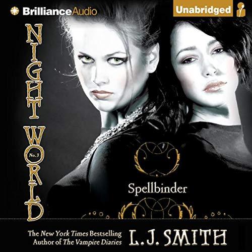 Night World: Spellbinder audiobook cover art