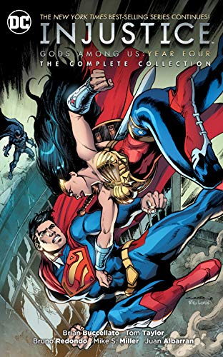 Injustice: Gods Among Us Year Four: The Complete Collection