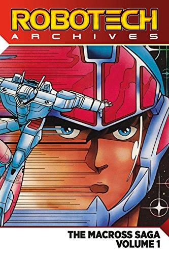 Robotech Archives 1: The Macross Saga [Lingua Inglese]