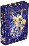 Engel-Heilsteine-Orakel: 44 Karten mit Anleitungsbuch - Doreen Virtue